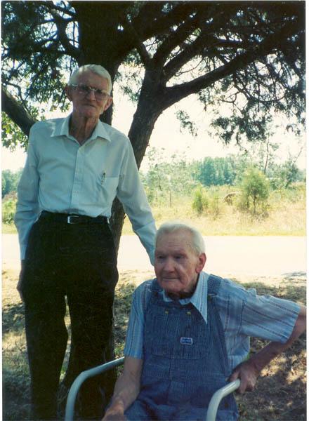 Robert & Elmer Wilson