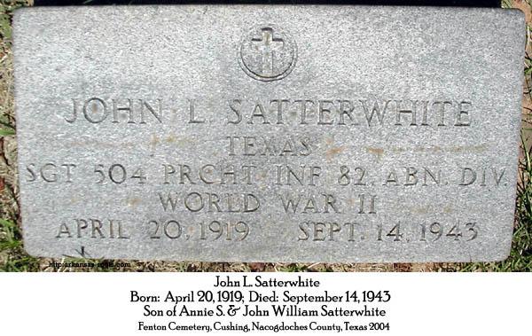 John Satterwhite